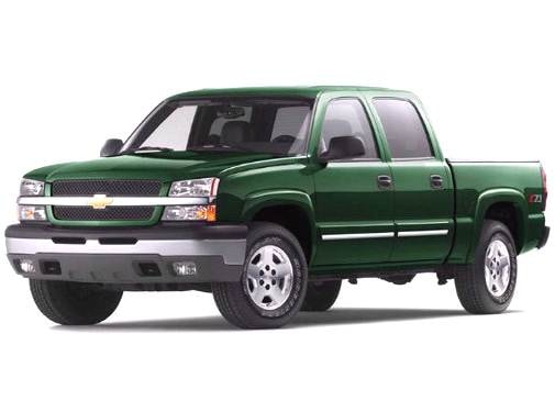 Top Consumer Rated Trucks of 2004 - 2004 Chevrolet Silverado 2500 Crew Cab