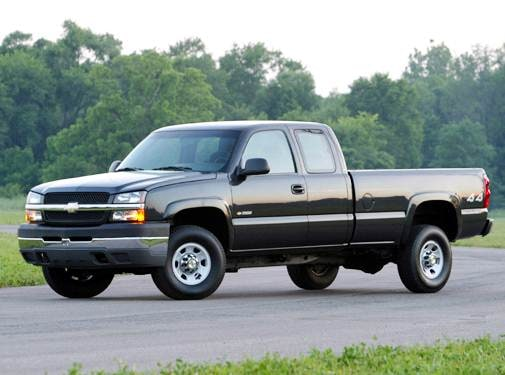 Top Consumer Rated Trucks of 2004 - 2004 Chevrolet Silverado 3500 Extended Cab