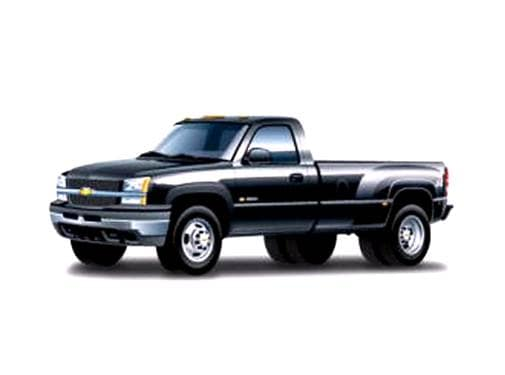Top Consumer Rated Trucks of 2004 - 2004 Chevrolet Silverado 3500 Regular Cab