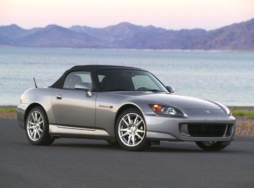 Top Consumer Rated Convertibles of 2004 - 2004 Honda S2000