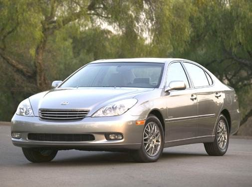 Top Consumer Rated Sedans of 2004 - 2004 Lexus ES