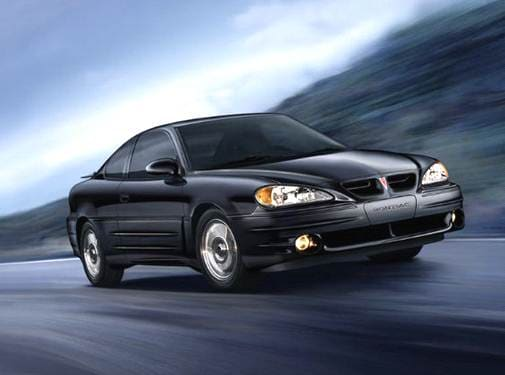 Most Popular Coupes of 2004 - 2004 Pontiac Grand Am