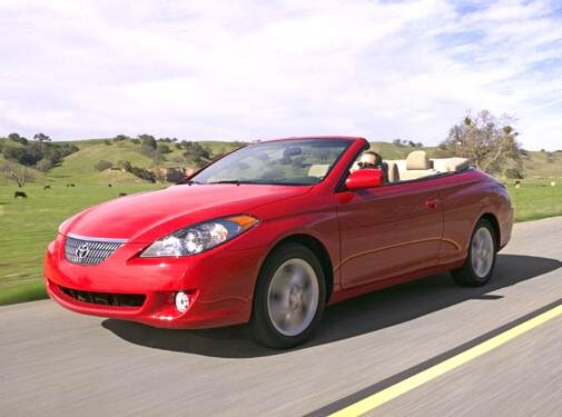 Top Consumer Rated Convertibles of 2004