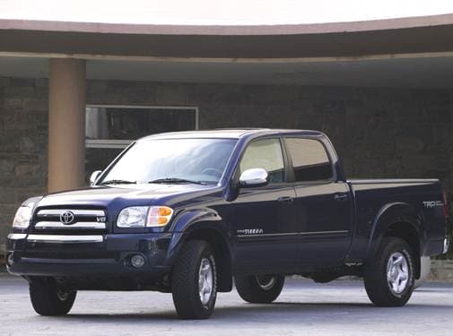 Top Consumer Rated Trucks of 2004 - 2004 Toyota Tundra Double Cab