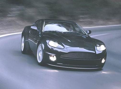 Top Consumer Rated Coupes of 2005 - 2005 Aston Martin Vanquish S
