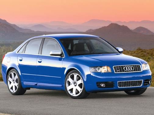 Top Consumer Rated Sedans of 2005 - 2005 Audi S4