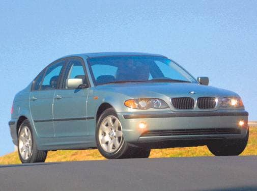 Most Popular Sedans of 2005 - 2005 BMW 3 Series