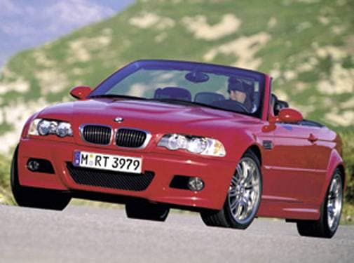 Top Consumer Rated Convertibles of 2005 - 2005 BMW M3
