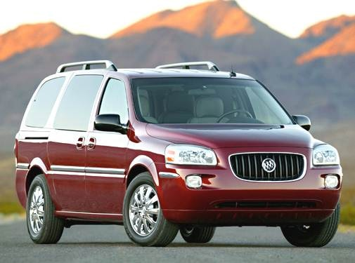 Most Fuel Efficient Van/Minivans of 2005