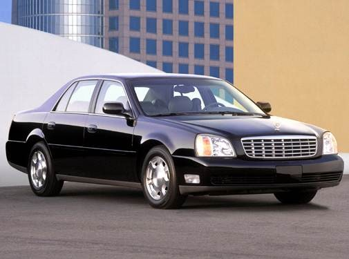 Most Popular Luxury Vehicles of 2005 - 2005 Cadillac DeVille
