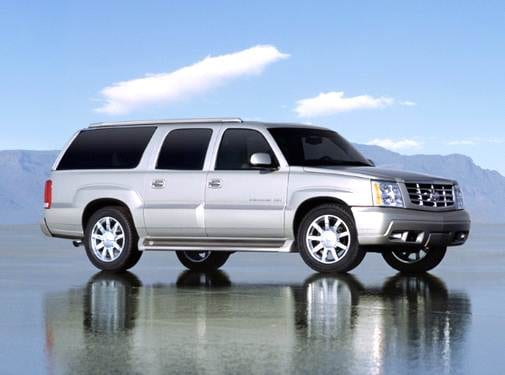 Highest Horsepower SUVS of 2005 - 2005 Cadillac Escalade ESV