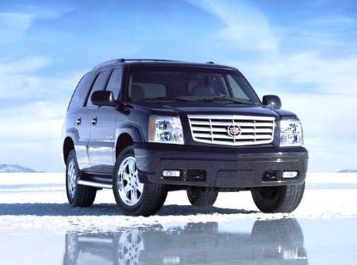 Highest Horsepower SUVS of 2005 - 2005 Cadillac Escalade