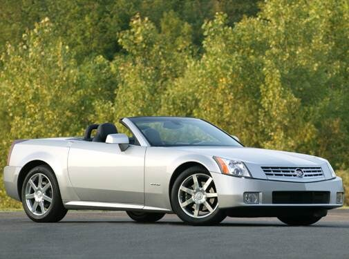 Top Consumer Rated Convertibles of 2005 - 2005 Cadillac XLR