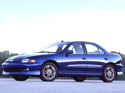 Most Popular Sedans of 2005 - 2005 Chevrolet Cavalier