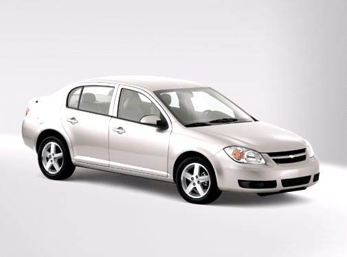 Most Popular Sedans of 2005 - 2005 Chevrolet Cobalt