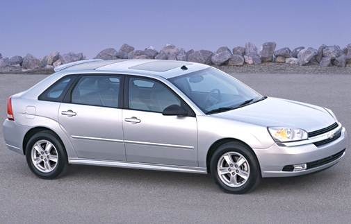 Most Popular Wagons of 2005 - 2005 Chevrolet Malibu