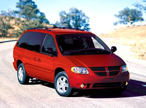 Most Popular Van/Minivans of 2005 - 2005 Dodge Grand Caravan Passenger