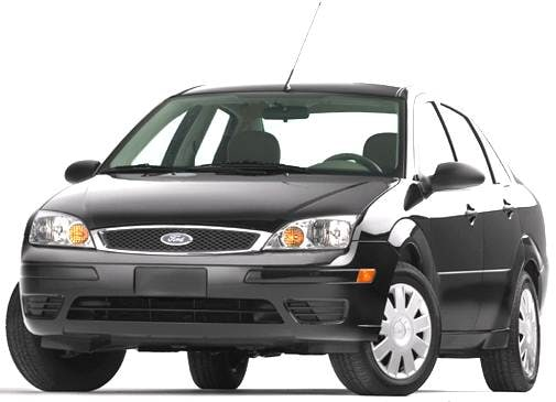 Most Popular Sedans of 2005 - 2005 Ford Focus