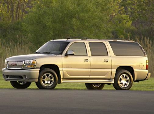 Highest Horsepower SUVS of 2005 - 2005 GMC Yukon XL 1500