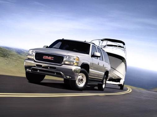 Highest Horsepower SUVS of 2005 - 2005 GMC Yukon XL 2500