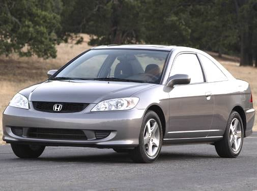 Most Fuel Efficient Coupes of 2005 - 2005 Honda Civic