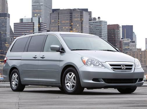 Most Popular Van/Minivans of 2005 - 2005 Honda Odyssey