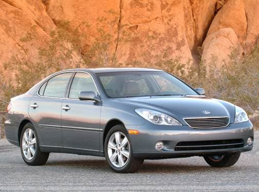 Top Consumer Rated Sedans of 2005 - 2005 Lexus ES