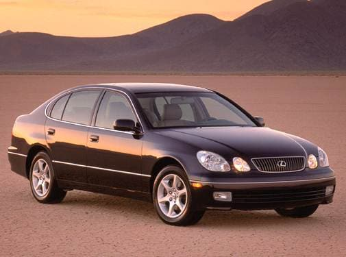 Top Consumer Rated Luxury Vehicles of 2005 - 2005 Lexus GS