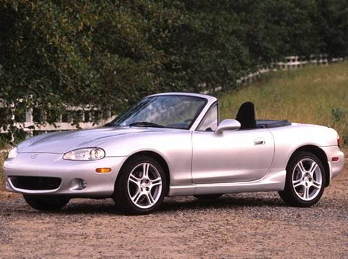 Top Consumer Rated Convertibles of 2005 - 2005 MAZDA MX-5 Miata