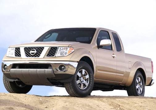 Most Fuel Efficient Trucks of 2005 - 2005 Nissan Frontier King Cab