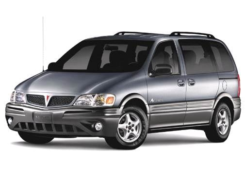 Most Popular Van/Minivans of 2005 - 2005 Pontiac Montana