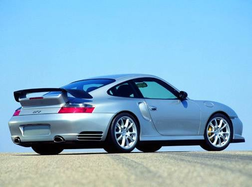 Highest Horsepower Coupes of 2005 - 2005 Porsche 911