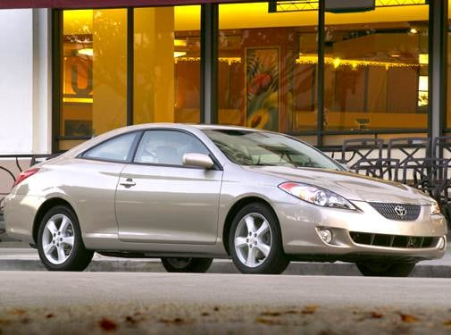 Top Consumer Rated Coupes of 2005 - 2005 Toyota Solara