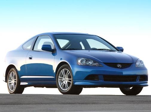 Top Consumer Rated Hatchbacks of 2006 - 2006 Acura RSX