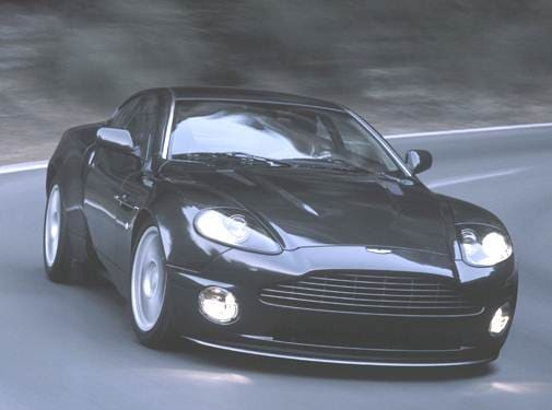 Top Consumer Rated Luxury Vehicles of 2006 - 2006 Aston Martin Vanquish S