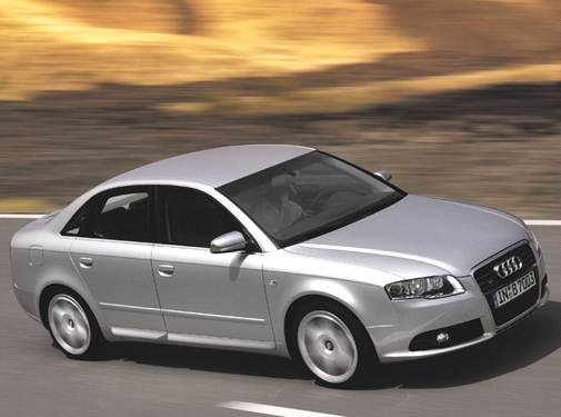Top Consumer Rated Luxury Vehicles of 2006 - 2006 Audi S4