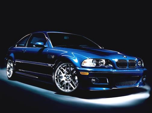 Top Consumer Rated Coupes of 2006 - 2006 BMW M3