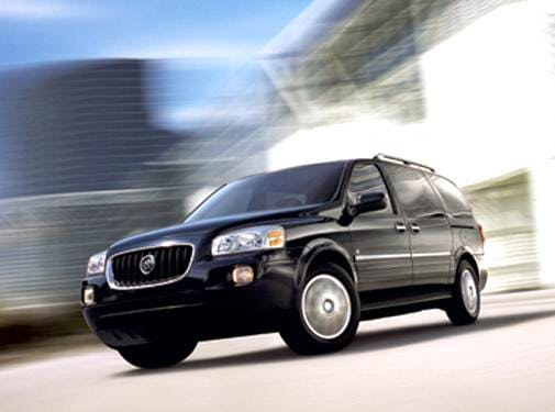 Most Fuel Efficient Van/Minivans of 2006