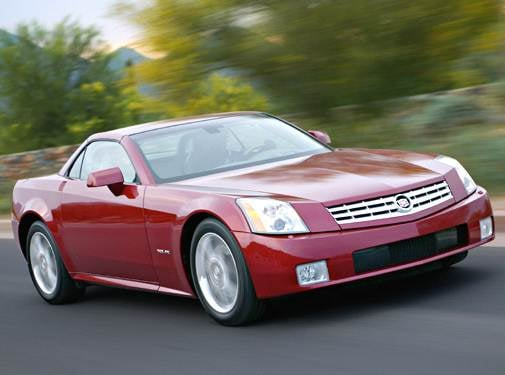 Highest Horsepower Convertibles of 2006 - 2006 Cadillac XLR