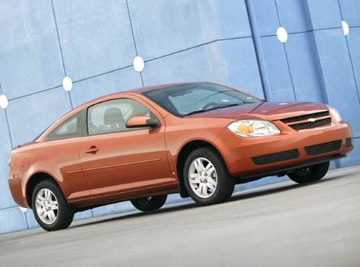 Most Popular Coupes of 2006 - 2006 Chevrolet Cobalt