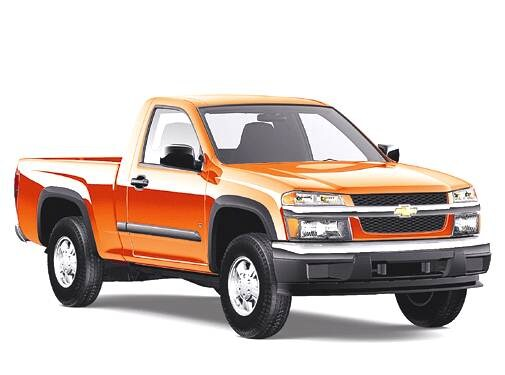 Most Fuel Efficient Trucks of 2006 - 2006 Chevrolet Colorado Regular Cab