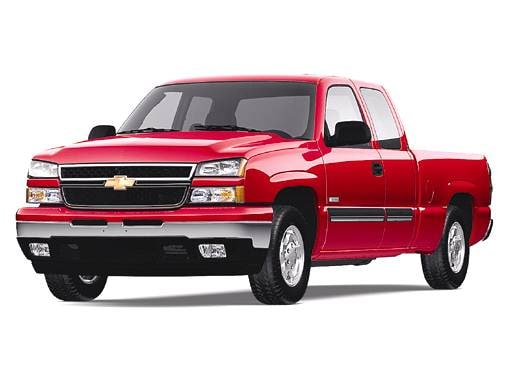 Most Popular Hybrids of 2006 - 2006 Chevrolet Silverado 1500 Extended Cab