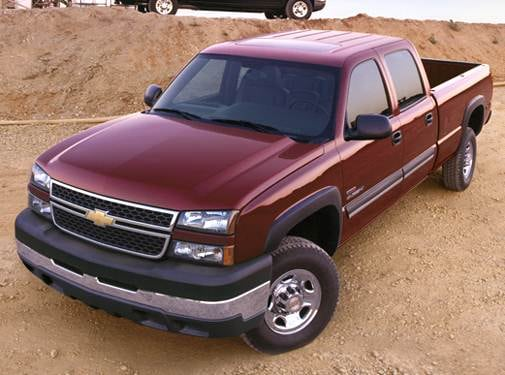 Highest Horsepower Trucks of 2006 - 2006 Chevrolet Silverado 2500 HD Crew Cab