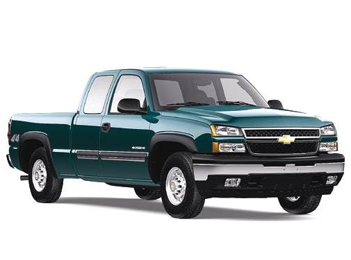 Highest Horsepower Trucks of 2006 - 2006 Chevrolet Silverado 2500 HD Extended Cab
