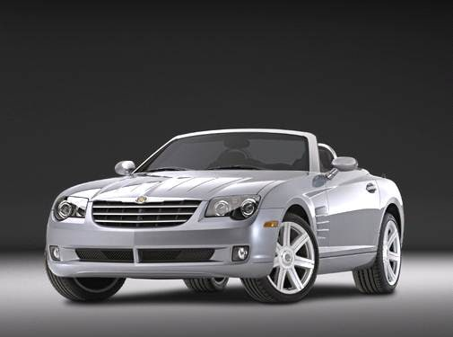 Most Fuel Efficient Convertibles of 2006 - 2006 Chrysler Crossfire