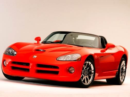 Highest Horsepower Convertibles of 2006 - 2006 Dodge Viper