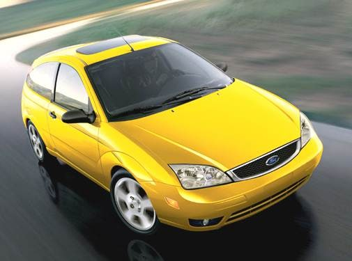 Most Popular Coupes of 2006 - 2006 Ford Focus