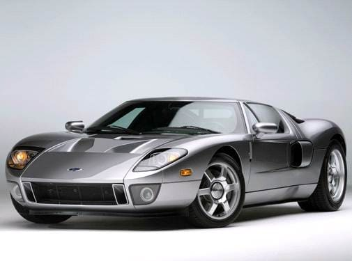 Top Consumer Rated Coupes of 2006 - 2006 Ford GT