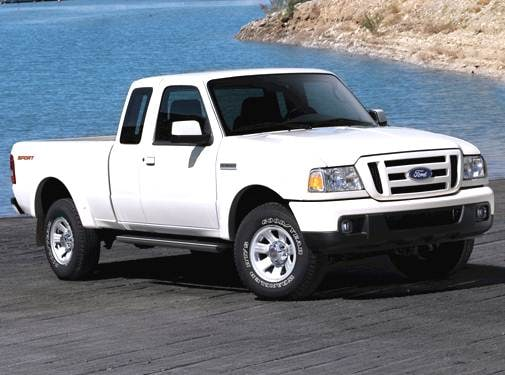 Most Fuel Efficient Trucks of 2006 - 2006 Ford Ranger Super Cab