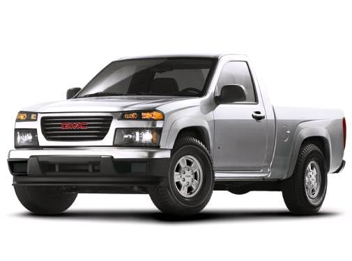 Most Fuel Efficient Trucks of 2006 - 2006 GMC Canyon Regular Cab